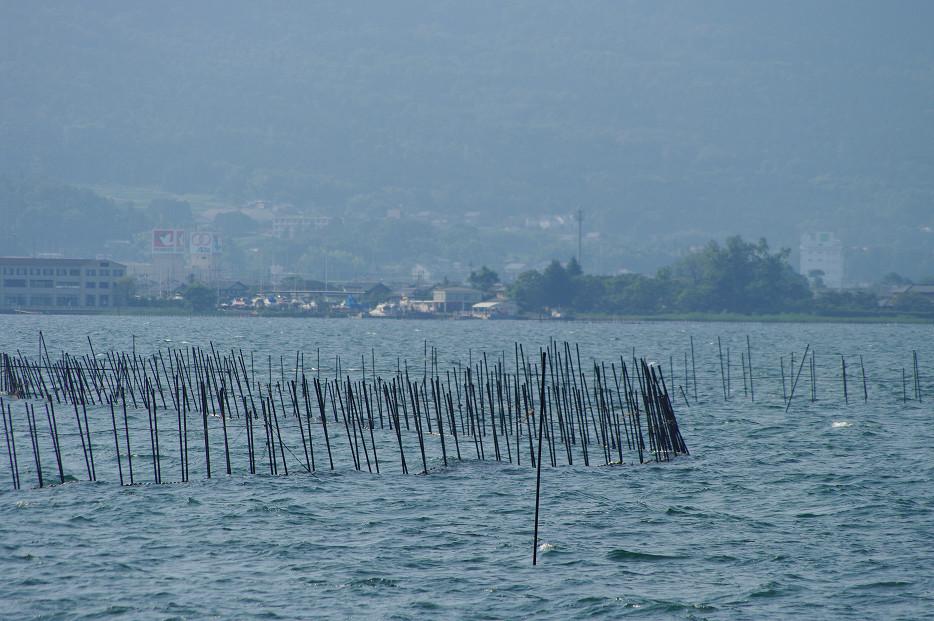 琵琶湖畔で..._f0152550_21244798.jpg