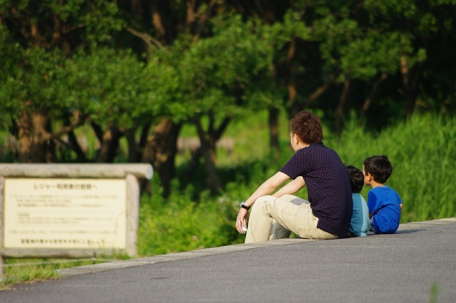 琵琶湖畔で..._f0152550_2126529.jpg