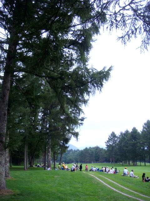 ◆ポール・スミザーの庭・・・・・・軽井沢 『 ピクチャレスク・ガーデン』_e0154682_1254897.jpg