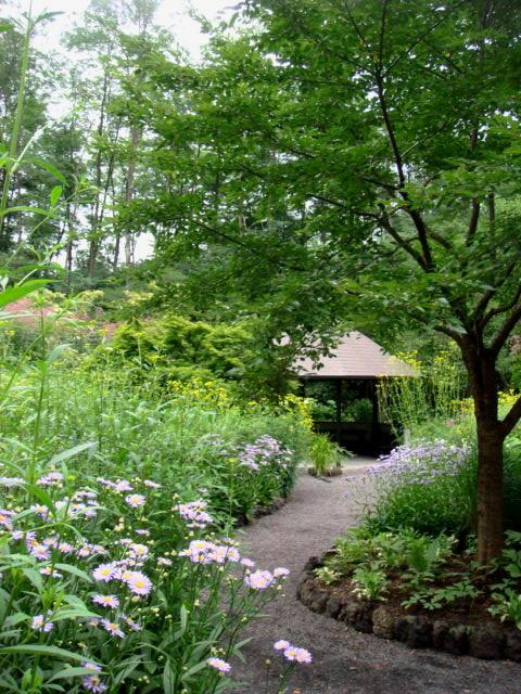 ◆ポール・スミザーの庭・・・・・・軽井沢 『 ピクチャレスク・ガーデン』_e0154682_1274298.jpg