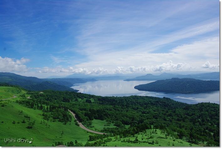 美幌峠 と さくらの滝_f0179404_2151447.jpg