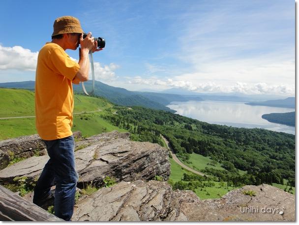 美幌峠 と さくらの滝_f0179404_2211343.jpg