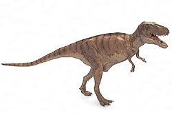 恐竜図鑑#5 タルボサウルス・バタール_f0229508_16151365.jpg