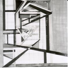 2010/10/6-11 福田佳明展 【抽象的水墨画】_e0091712_6445534.jpg