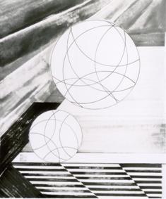 2010/10/6-11 福田佳明展 【抽象的水墨画】_e0091712_646414.jpg