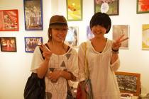 グループ展「下北沢大学GAoh!研究室」6日目_f0006713_8104997.jpg