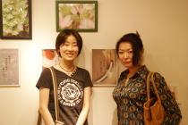 グループ展「下北沢大学GAoh!研究室」6日目_f0006713_8141067.jpg