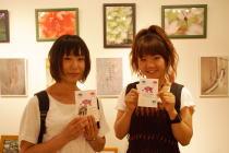グループ展「下北沢大学GAoh!研究室」6日目_f0006713_862347.jpg