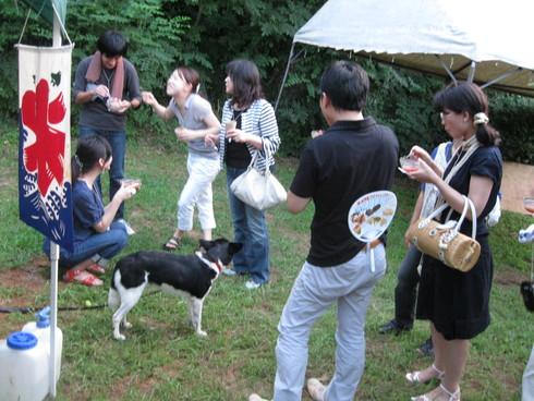 「柿農園」にて~_a0125419_9422758.jpg