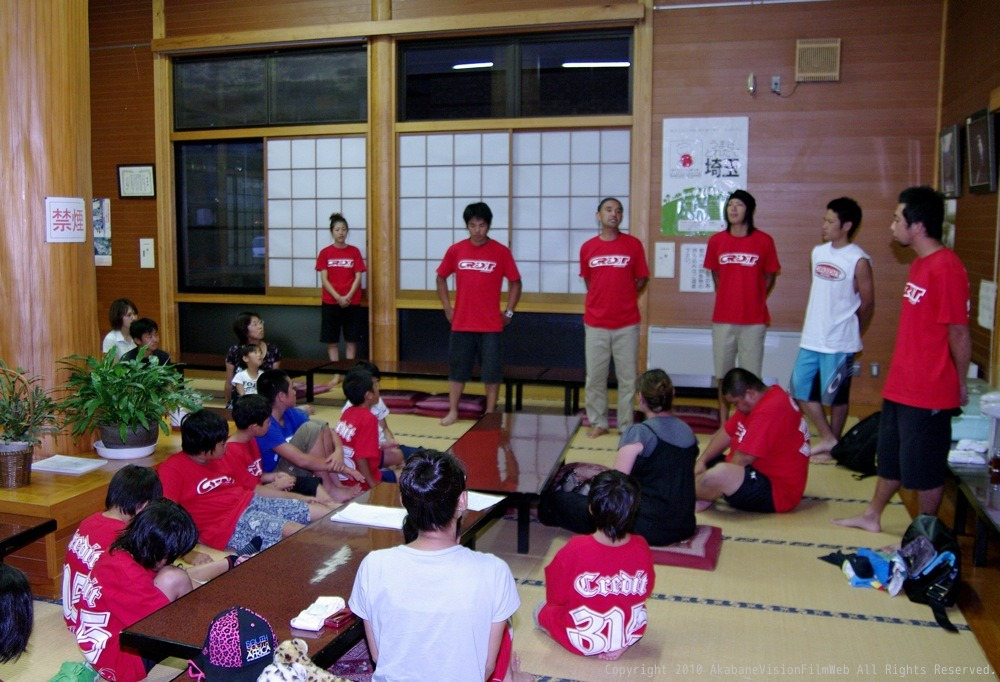 CREDIT summer camp for KIDS  VOL5:キャンプDay3カヌーライド_b0065730_22451344.jpg