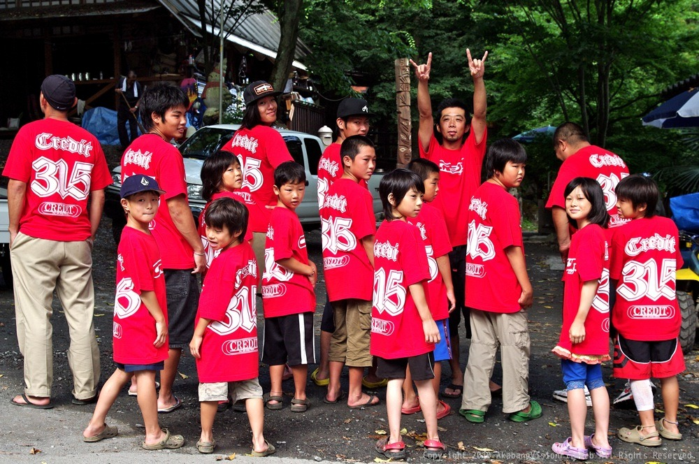 CREDIT summer camp for KIDS  VOL5:キャンプDay3カヌーライド_b0065730_225205.jpg