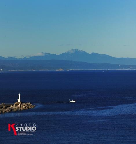 大山東壁こんなにクリアーに見えるの......_b0194185_21522551.jpg