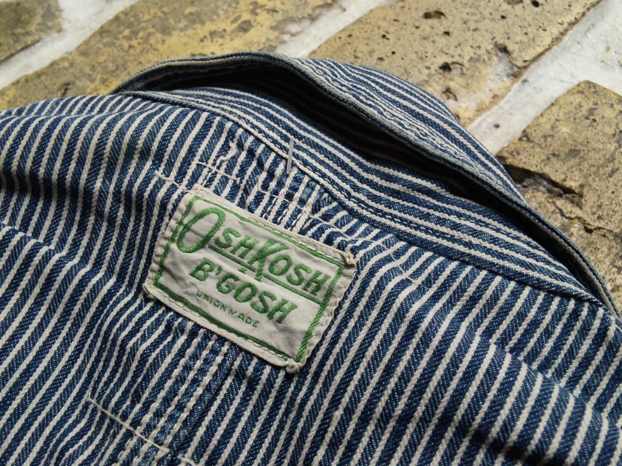 8/23(月)トアウェスト神戸店入荷情報!VintageWorkDenims!!_c0078587_2114563.jpg