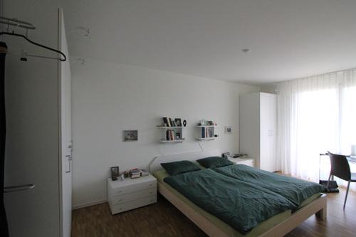 ミネルギハウスP:チューリッヒの4・5階建て木造集合住宅 2_e0054299_10123712.jpg