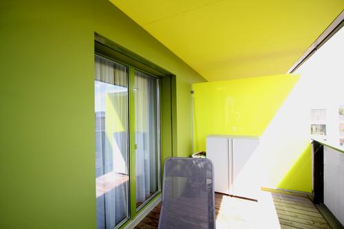 ミネルギハウスP:チューリッヒの4・5階建て木造集合住宅 3_e0054299_10151583.jpg