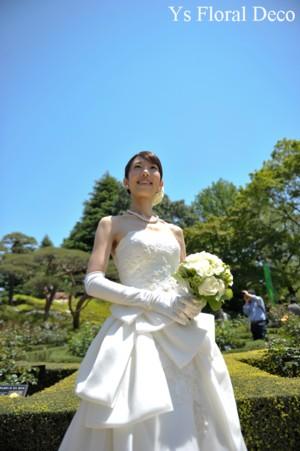 古河庭園にて 新緑の5月に_b0113510_0204463.jpg