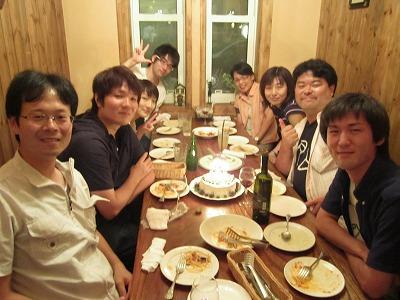Wバースデー 【Chef\'s Report】_f0111415_223184.jpg