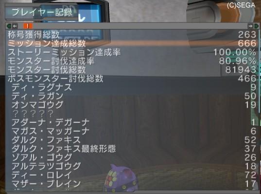 今のPSUプレイヤー記録_c0048625_0143021.jpg