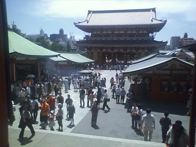 東京 お登りさん その2_a0132631_855180.jpg