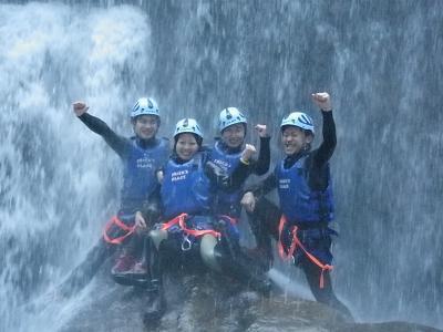キャニオニング水上 滝で気分爽快!!_a0150951_21491697.jpg