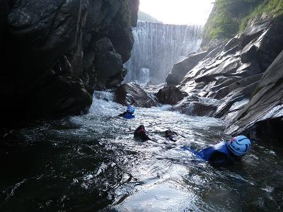 キャニオニング水上 滝で気分爽快!!_a0150951_21533740.jpg