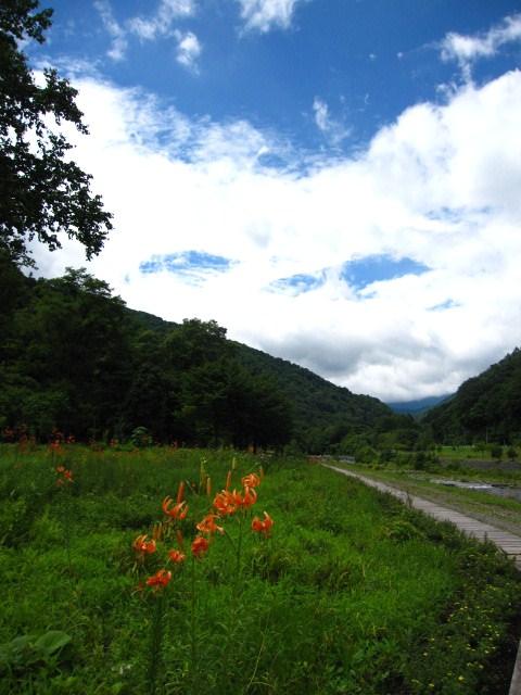 夏キャンプ後篇~奥会津~_f0073070_2252487.jpg