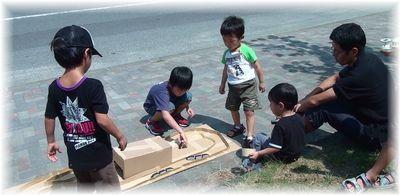 親子で楽しむ♪ ソーラーロボット工作教室 ~糸島~_c0218303_22325959.jpg