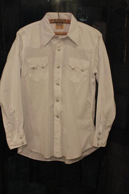 白いウエスタンシャツ_d0121303_14164150.jpg