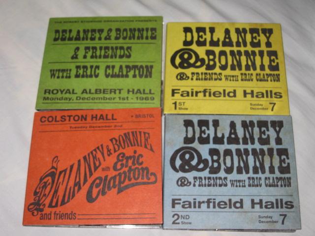 Delaney & Bonnie & Friends / On Tour With Eric Clapton_b0042308_20585542.jpg