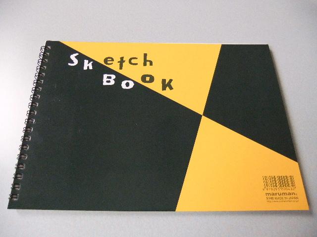 マルマン・図案シリーズスケッチブック。_f0220714_21195842.jpg