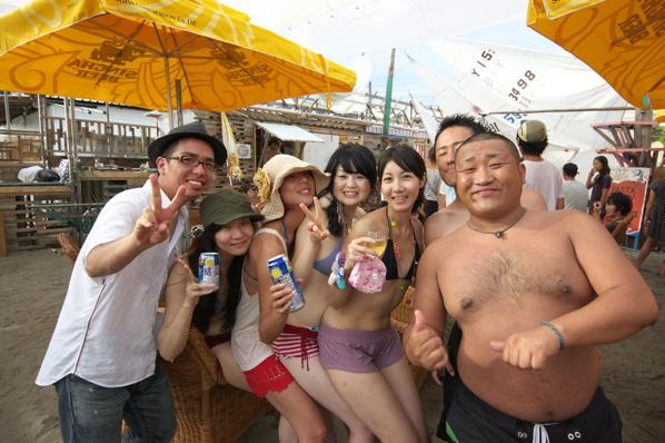 チョコビーチ2010 写真 by 鈴木氏 ー夕方ー_a0083921_18133555.jpg