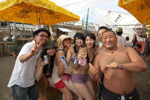 チョコビーチ2010 写真 by 鈴木氏 ー夕方ー_a0083921_18141230.jpg
