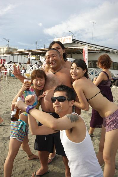 チョコビーチ2010 写真 by 鈴木氏 ー夕方ー_a0083921_1816767.jpg