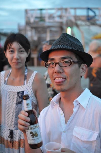 チョコビーチ2010 写真 by 鈴木氏 ー夕方ー_a0083921_18171672.jpg