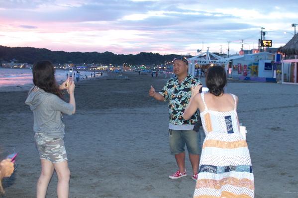 チョコビーチ2010 写真 by 鈴木氏 ー夕方ー_a0083921_18192573.jpg
