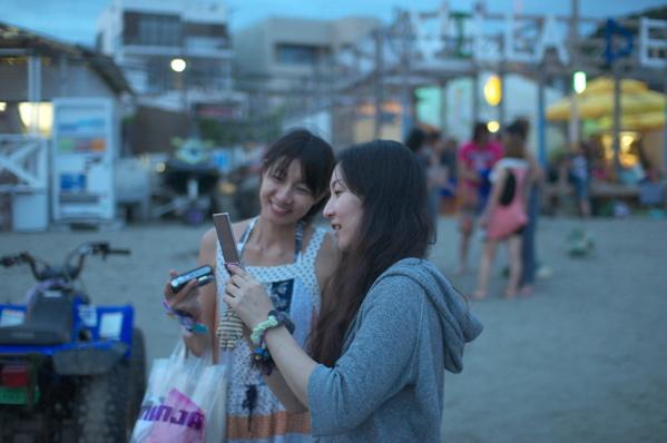 チョコビーチ2010 写真 by 鈴木氏 ー夕方ー_a0083921_18202130.jpg