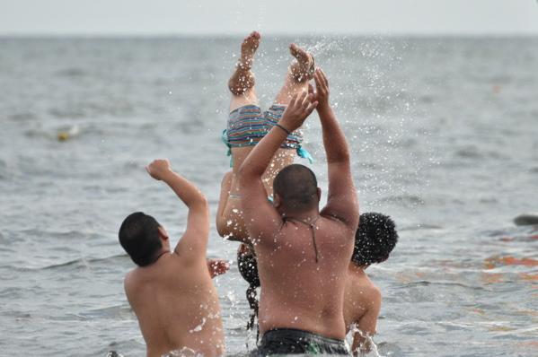 チョコビーチ2010 写真 by 鈴木氏 ーインサイドランナーズと遊ぶー_a0083921_18293368.jpg