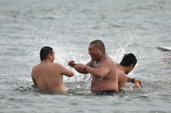 チョコビーチ2010 写真 by 鈴木氏 ーインサイドランナーズと遊ぶー_a0083921_1830238.jpg