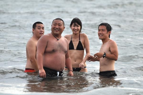 チョコビーチ2010 写真 by 鈴木氏 ーインサイドランナーズと遊ぶー_a0083921_18314454.jpg
