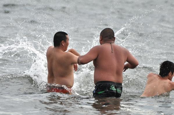 チョコビーチ2010 写真 by 鈴木氏 ーインサイドランナーズと遊ぶー_a0083921_18322437.jpg