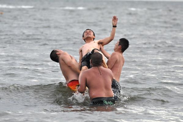 チョコビーチ2010 写真 by 鈴木氏 ーインサイドランナーズと遊ぶー_a0083921_18331370.jpg