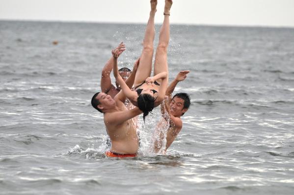 チョコビーチ2010 写真 by 鈴木氏 ーインサイドランナーズと遊ぶー_a0083921_18333940.jpg