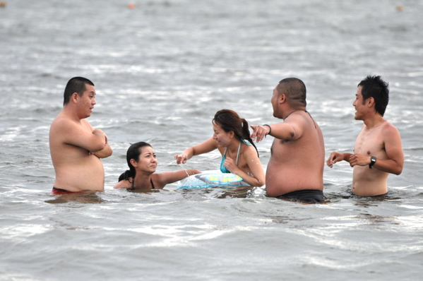 チョコビーチ2010 写真 by 鈴木氏 ーインサイドランナーズと遊ぶー_a0083921_18342229.jpg