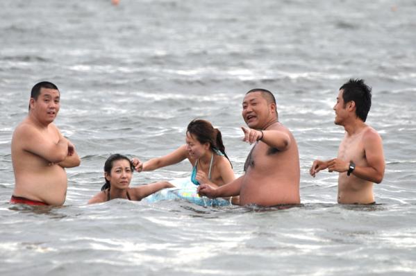 チョコビーチ2010 写真 by 鈴木氏 ーインサイドランナーズと遊ぶー_a0083921_18345038.jpg