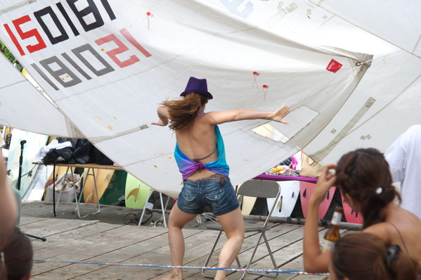 チョコビーチ2010 写真 by 鈴木氏 ーサヤカ feat. ともくんー_a0083921_18512660.jpg