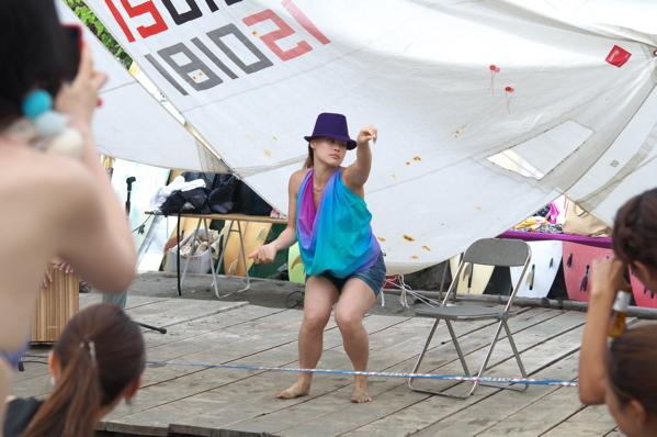 チョコビーチ2010 写真 by 鈴木氏 ーサヤカ feat. ともくんー_a0083921_18522938.jpg
