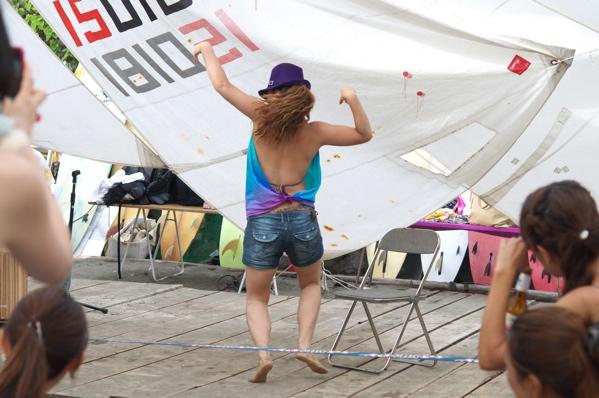 チョコビーチ2010 写真 by 鈴木氏 ーサヤカ feat. ともくんー_a0083921_1852343.jpg