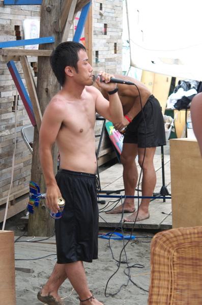 チョコビーチ2010 写真 by 鈴木氏 ーインサイドランナーズライブー_a0083921_19362975.jpg