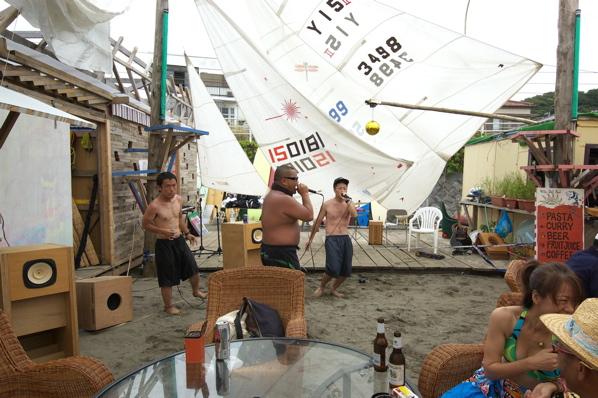 チョコビーチ2010 写真 by 鈴木氏 ーインサイドランナーズライブー_a0083921_1937875.jpg
