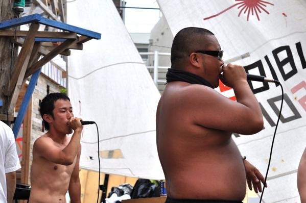 チョコビーチ2010 写真 by 鈴木氏 ーインサイドランナーズライブー_a0083921_19384549.jpg